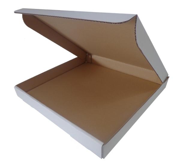 Cajas De Cart N Con Tapa Planas